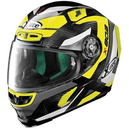 Helm X-803 Ultra Carbon Mastery Carbon X-lite
