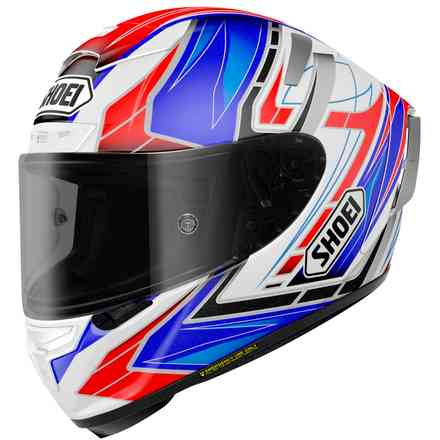 Helm  X-spirit III Assail  Tc-2 Shoei