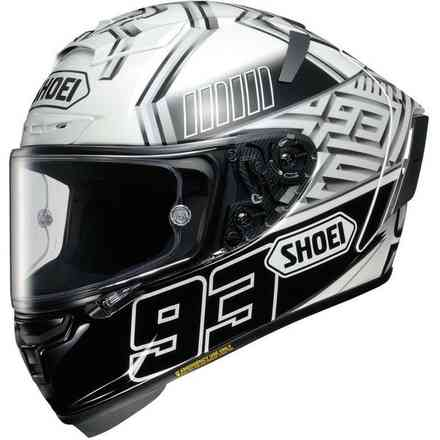 Helm X-Spirit III Marquez 4 Tc-6 Shoei