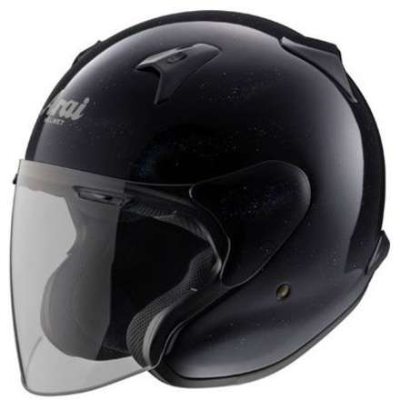 Helm X - Tend  Pearl Black Arai