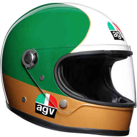 Helm X3000 Limited Edition Ago 1 Agv