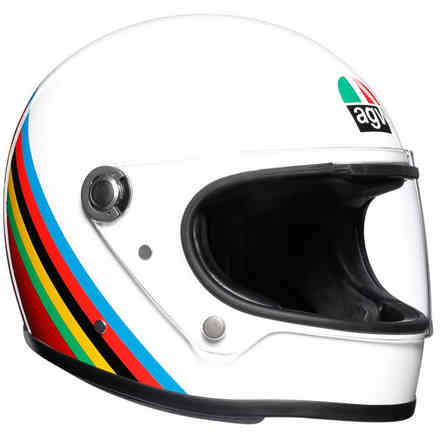 Helm X3000 Multi Gloria Agv