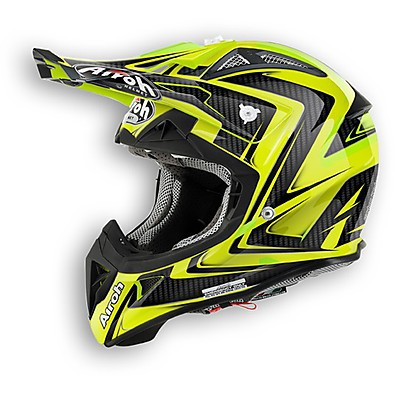 Helmet Aviator 2.1 Arrow yellow Airoh