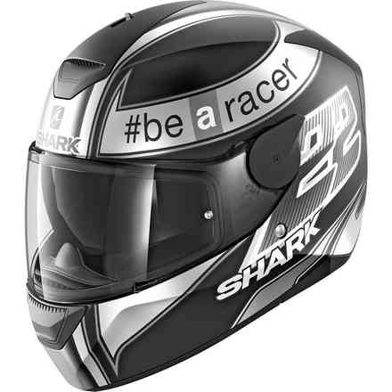 Helmet D-Skwal Sam Lowes Mat Black Shark