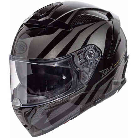 Helmet Devil Pr9be Black Gray Premier