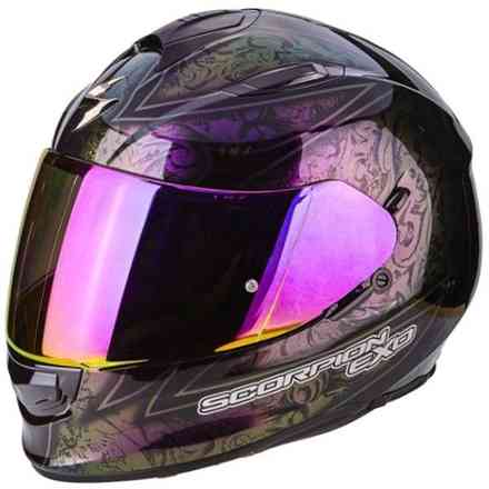 Helmet Exo-510 Air Fantasy  Scorpion