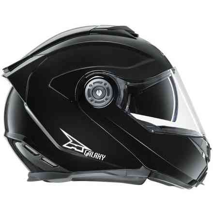 Helmet Galaxy with Pinlock Black Axo