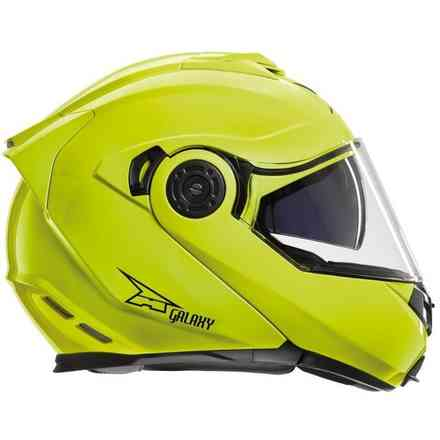 Helmet Galaxy with Pinlock Yellow Axo