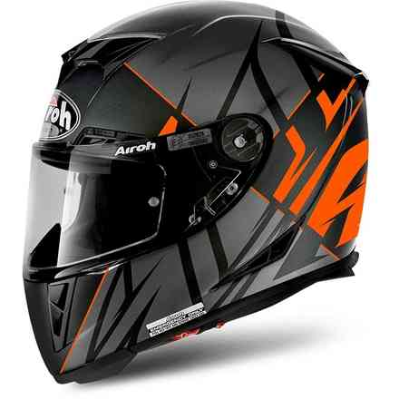 Helmet Gp 500 Sectors Airoh