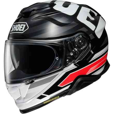 Helmet Gt-Air II Insignia Red Shoei