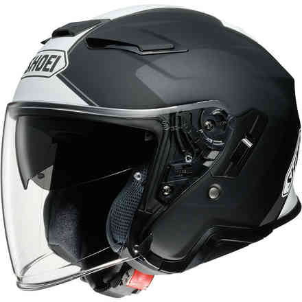 Helmet J-Cruise 2 Adagio Black Grey Shoei