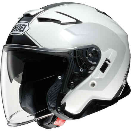 Helmet J-Cruise 2 Adagio  White Grey Shoei
