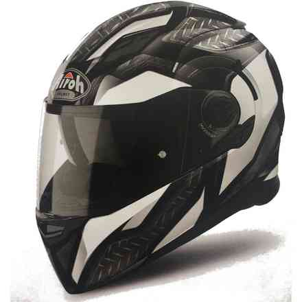 Helmet Movement-S Steel Airoh