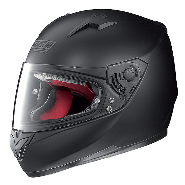 Helmet N64 Smart Flat Black Nolan