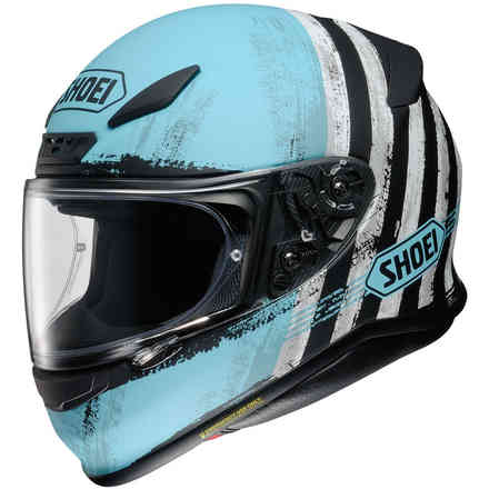 Helmet Nxr Shorebreak Blue Shoei