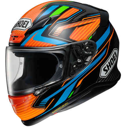 Helmet Nxr Stab Orange Shoei