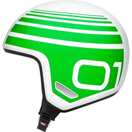 Helmet O1 Chullo Green Schuberth