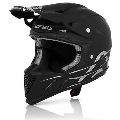 Helmet Profile 2.0 matt black Acerbis