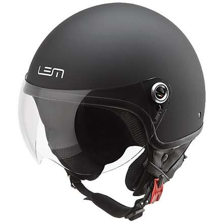 Helmet Roger Black Powder LEM