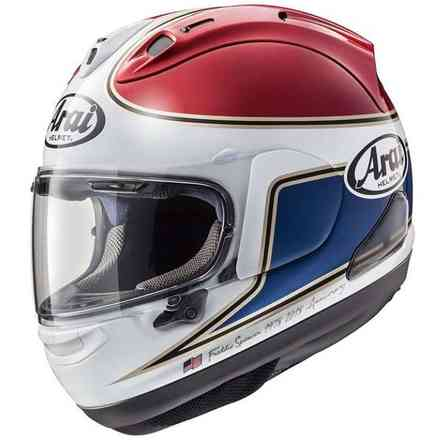 Helmet Rx-7V Spencer 40th Red Arai