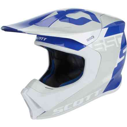 Helmet Scott 550 Woodblock Ece Scott