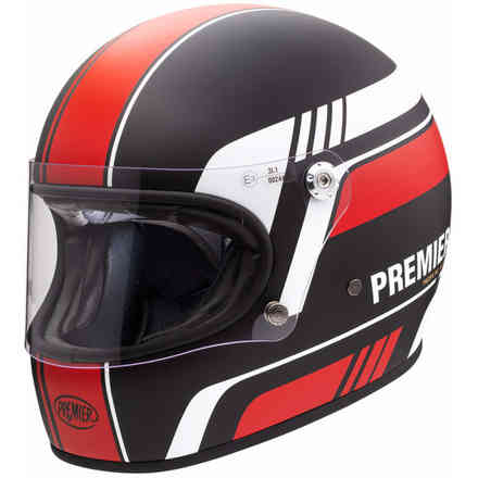 Helmet Trophy Bl92 Bm Black Red Premier