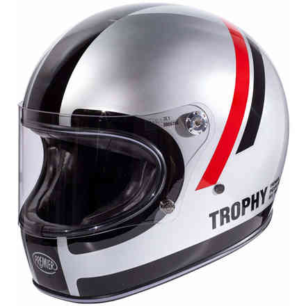 Helmet Trophy Do Chromed  Premier