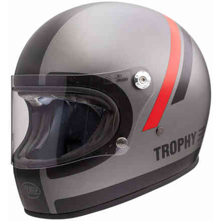Helmet Trophy Do17 Bm Gray Premier
