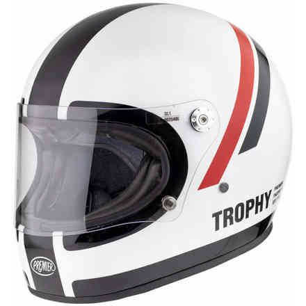 Helmet Trophy Do8 White Premier
