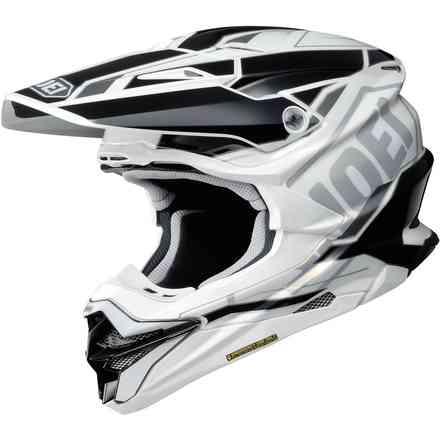 Helmet Vfx-Wr Allegiant White Grey Shoei