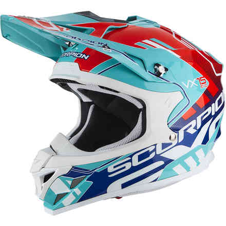 Helmet Vx-15 Evo Air Argo Scorpion