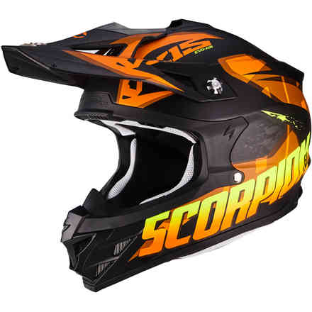 Helmet Vx-15 Evo Air Defender  Scorpion