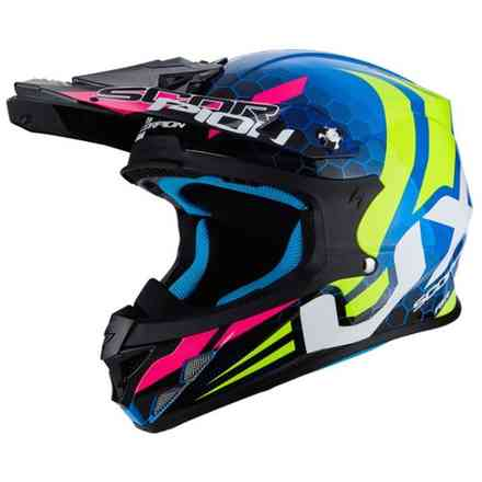Helmet Vx-21 Air Xagon  Scorpion