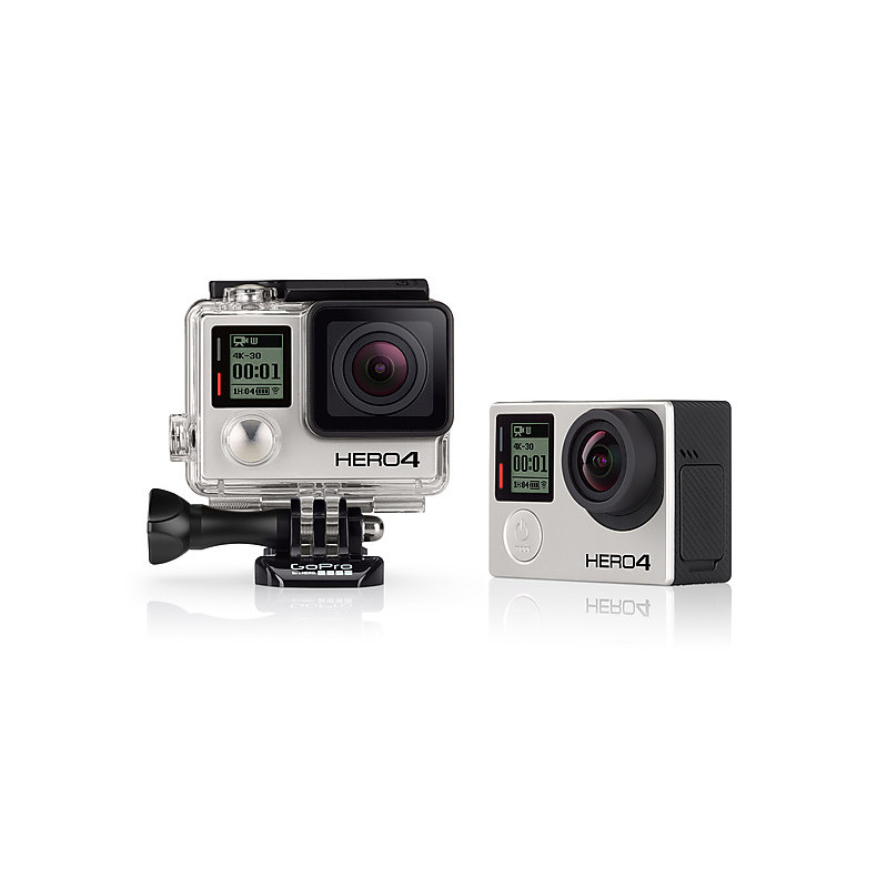 HERO 4 Black Adventure Edition - professionelle Videokamera GoPro