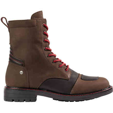 High-Top-Schuh X-Goodwood Coffee XPD