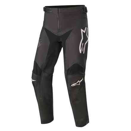 Hose Cross Youth Racer Graphite Schwarz  Dunkelgrau Alpinestars