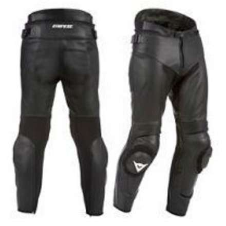 Hose Frau Sf Leather Dainese