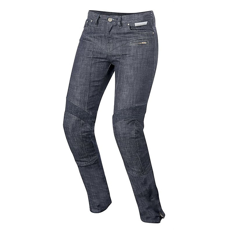 Hose Riley Frau Denim Alpinestars