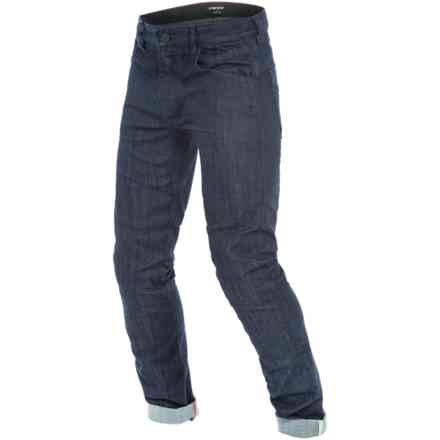 Hose Trento Slim Dark denim Dainese