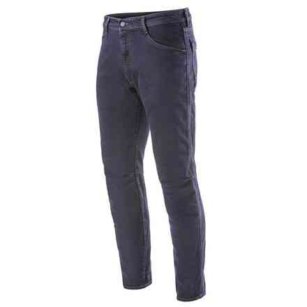 Hosen Alu Denim Rinse Blue Alpinestars