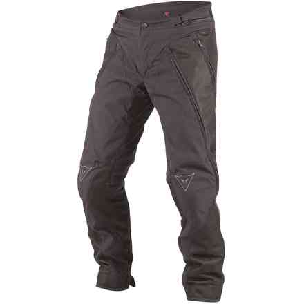 Hosen Over Flux Tex Schwarz Dainese