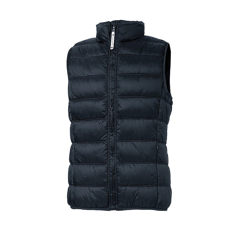 Hot Fab Gilet Blue-Black Tucano urbano