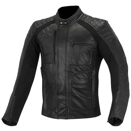 Hoxton Black Jacket Alpinestars