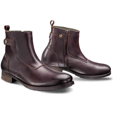 Hoxton Brown Stiefel Ixon