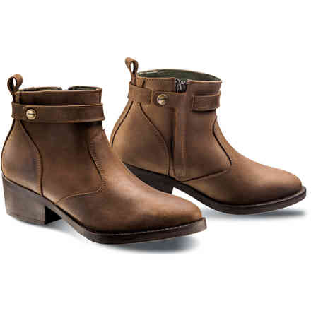 Hoxton Lady Boots Brown Ixon