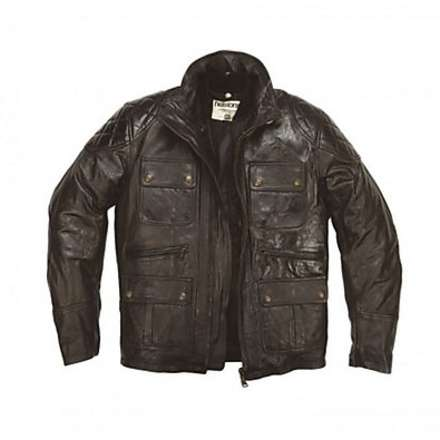 Hunt leather Jacket Helstons