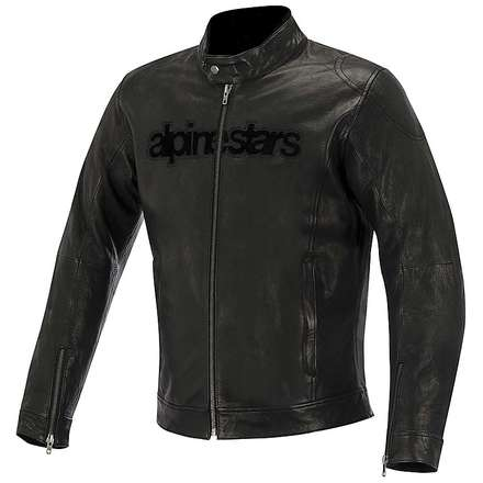 Huntsman Black Shadow Black Jacket Alpinestars