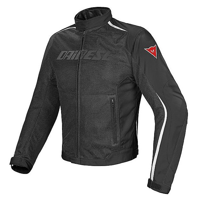 Hydra Flux D-Dry Jacket black-white Dainese