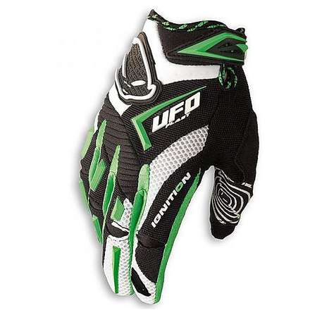 Ignition 2012 DH.FR-BMX Boy Gloves Ufo