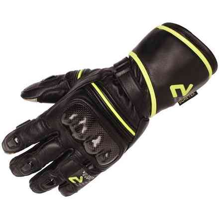 Imatra Gtx gloves black yellow RUKKA